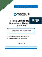 Separata de Problemas Transformadores Monofásicos y Trifásicos