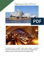 Sydney House of Opera