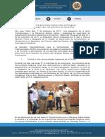 Corte Interamericana realizó visita al Paraguay para supervisar cumplimiento de sentencias