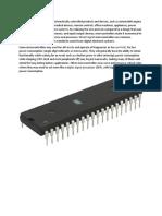 Microcontroller New