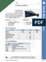 Waveguide Chart