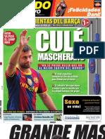 Mundo Deportivo 31-08-2010