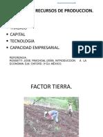 FACTORES PRODUCTIVOS 10