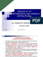 Sesion Nº 03 albañileria estructural