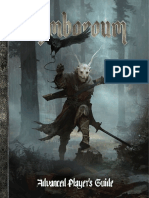 Symbaroum Advanced Guide