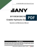 SANY Manual Shop