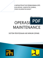 Buku Operasional Maintenance Spam Aruk