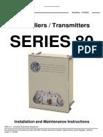 Manual Pneumatic Controller S80