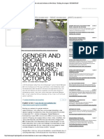 Gender and Social Relations in New Music_ Tackling the Octopus _ SEISMOGRAF