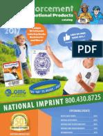 2017 Law Enforcement Catalog