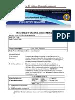 Erc Form 2 e Informed Consent Assessment v2-0