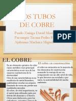 Tubos Cobre
