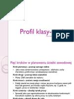 Profil Klasy