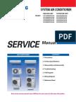AC012MNADCH_CAC High Wall Unit Service Manual