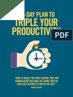 Entreleadership Productivity