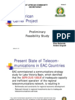 Annex 2 EACP Overview of Preliminary Feasibility Study
