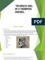 Ciclo Teorico Del Motor 4 Tiempos Diesel