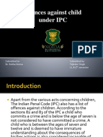 offences in IPC related to child.pptx