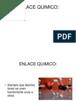 Enlace Quimico presentacion :3