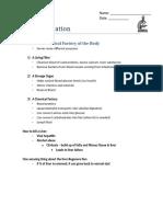 gen bio - notes - 10 3 - teacher