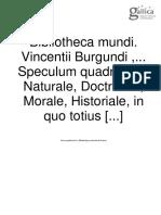 Speculum historiale
