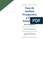 Guía para formular el Plan de Desarrollo Regional Concertado (PDRC)