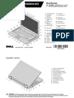 Dell Latitude E6410 User Guide