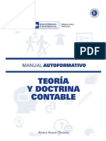 Teoria y Doctrina Contable Manual Autoformativo