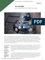 A Entrada Na Adolescência, Versão Digital _ Estilo _ EL PAÍS Brasil