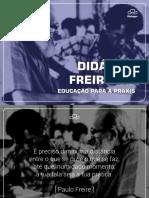 Didatica Freiriana Ivo e Ivanio