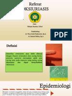 Referat Oxyuriasis Fixx 2222
