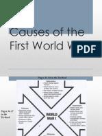 ww1 causes ppt copy