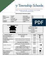 domain 1 year 3 report