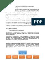 Unidades de Formulación y Evaluación de Proyectos Original