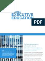 Columbia Business School Exec Ed Portfolio