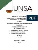 Impacto de la globalizacion en las economias en desarrollo.docx