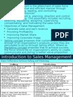 38160400 Sales Distribution Management