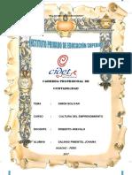 Simon Bolivar Monografia