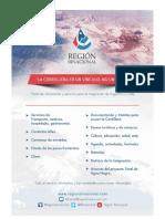 Manual del viajero para cruzar la Cordillera desde San Juan hacia Coquimbo