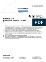Impact 120 Descriptif Type