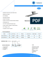 LR-HLL Hazloc Linear Safety Luminaire