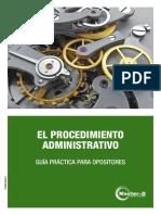 328477701 Guia Sobre Procedimiento Administrativo 12331 PDF