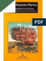 Libro Marina Arquitecturtas Del Deseo