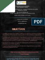 CAMPAÑA UNA ATENCION TEMPRANA PARA NIÑOS CON SINDROME DE DOWN.pptx