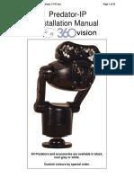 Predator-IP Installation Manual V1-07