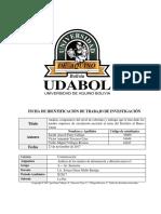 Analisis de Contenido Desfalco Al Banco Union