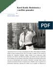 84 Años de Karel Kosik (El Ciuidadano.cl)