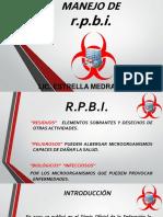 #MANEJO DE  RPBI MEDRANO BOTELLO ESTRELLA.pptx