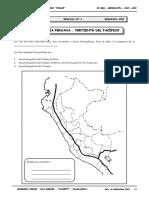 2do. - GEOG - Guía Nº 4 - Hidrografía Peruana