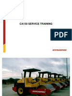 Ca150 Service Training